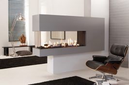 hole in wall fireplace