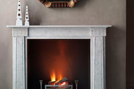 bunny williams fireplace design