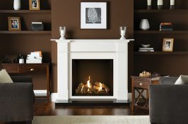 claremont mantel fireplace