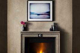 eric cohler designer fireplace