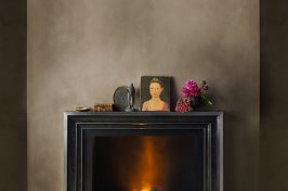 griffin designer fireplace by eric cohler