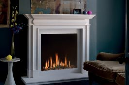 lincoln fireplace design