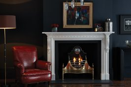 robert adam designer fireplace