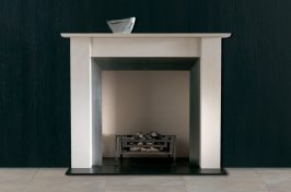 murano design contemporary fireplace