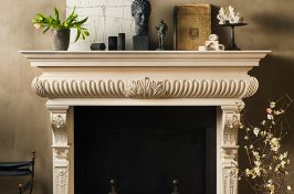 designer fireplaces by suzanne tucker