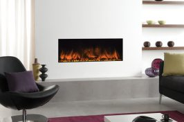 electric tunnel fire inset