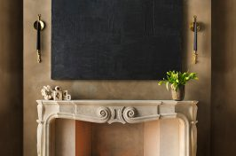 suzanne tucker fireplace designer