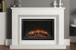 electric fireplace for bedrooms
